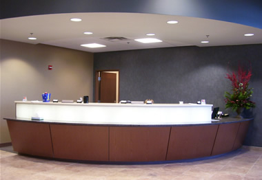 Grace Clinic - Customer Information Desk